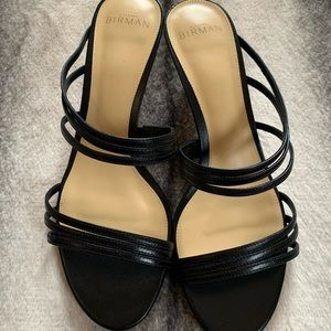 { Alexandre Birman } Strappy New Kitten Heel